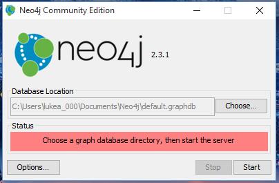 Neo4J-Startup